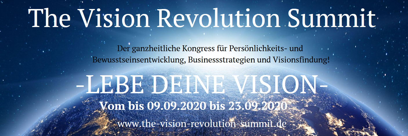 The Vision Revolution Summit